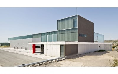 Le projet de caserne de pompiers de Calaf Constructora est récompensé