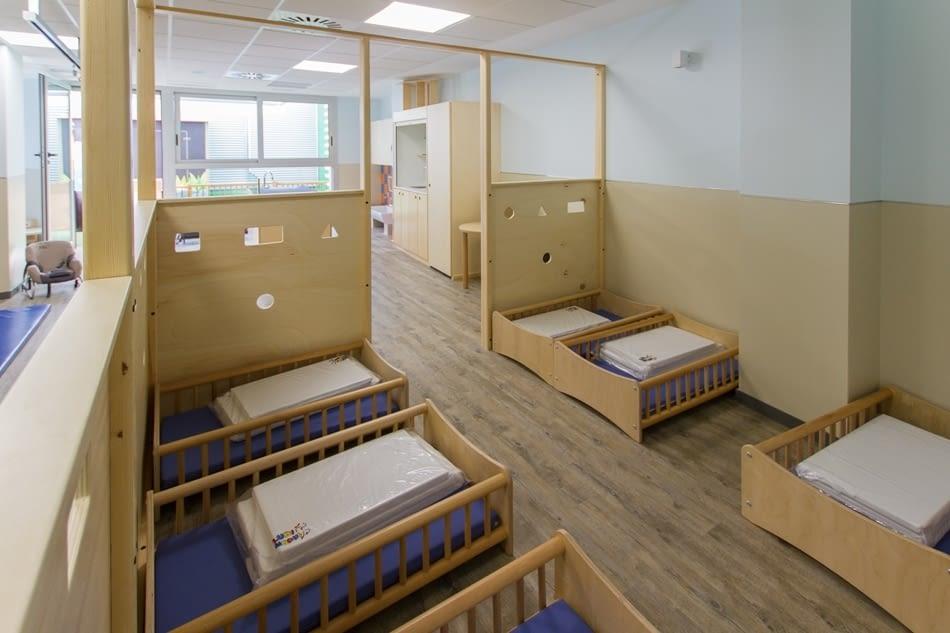 La nova Escola Bressol El Escorial disposarà d'una Unitat d'Atenció Inclusiva (zona UBAI)