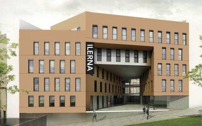 Calaf Constructora realitzarà la nova seu del centre Professional Ilerna a Lleida