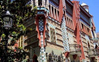 Inicien les obres de rehabilitació de la Casa Vicens
