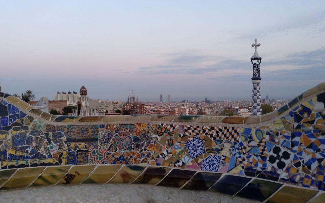 Calaf Constructora comença els treballs de millora del parc Güell a Barcelona