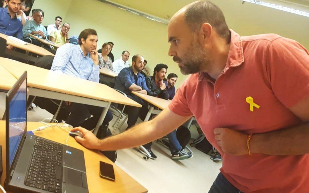 17ª Reunió GUBIMCAT
