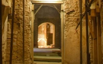 Début des travaux du Palais des Beys dans la Citadelle d'Alger.