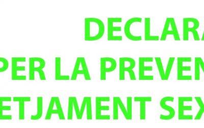 Calaf Constructora signa una Declaració per a la prevenció d'assetjament sexual