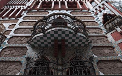 Casa Vicens restaurada per la UTE Calaf Constructora i AMC5, obre les seves portes al públic el 16 de novembre