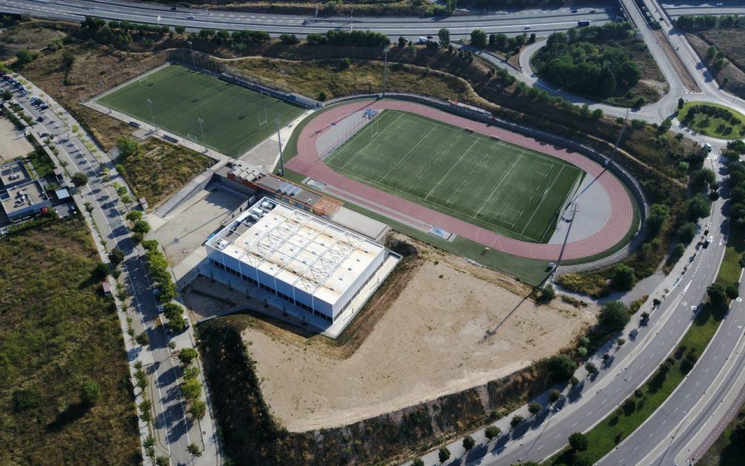 Inauguration du complexe sportif La Guinardera