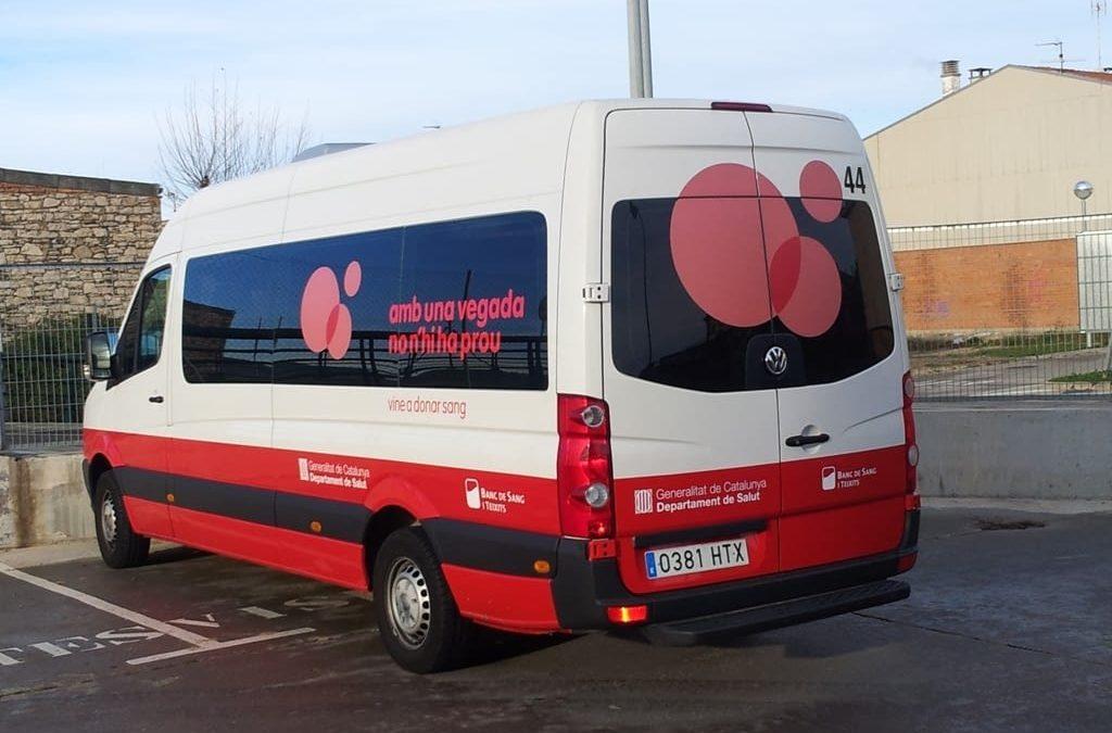 Gran participación en la II Campaña con el Banco de Sangre y Tejidos