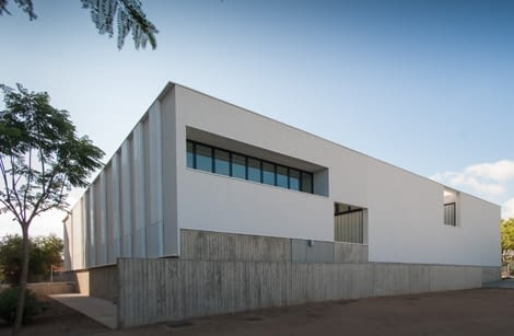 New Primary Care Center in Sant Boi de Llobregat, Barcelona