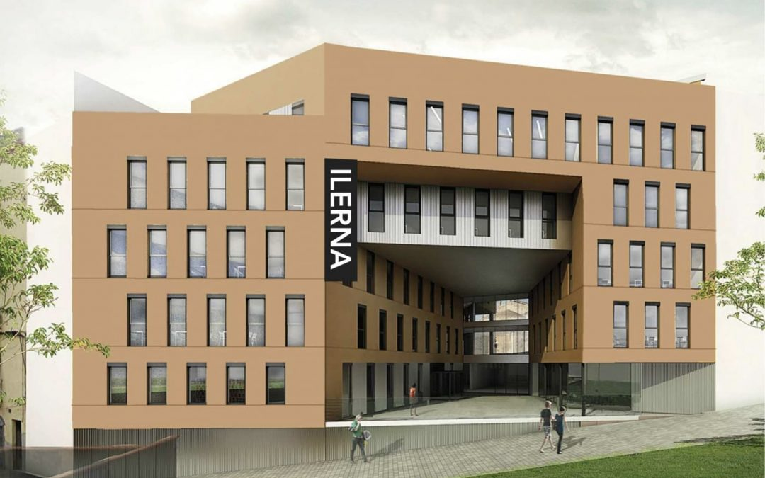 Calaf Constructora will build the new headquarters of the Ilerna Professional Centre in Lleida.
