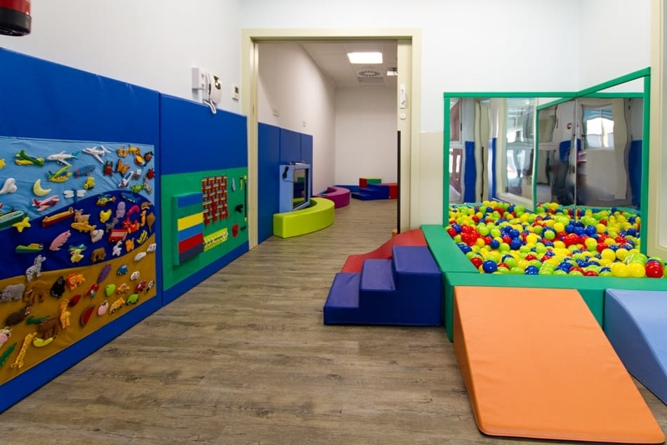School year's opening at two new Nurseries built by Constructora Calaf