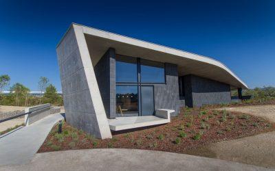 Nou crematori al Cementiri Nou d'Igualada