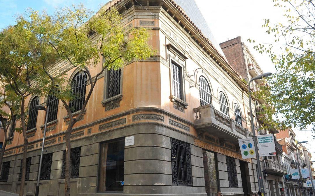 Premio Ciudad de Barcelona de Arquitectura 2017 en la obra de rehabilitación Leialtat Sansenca