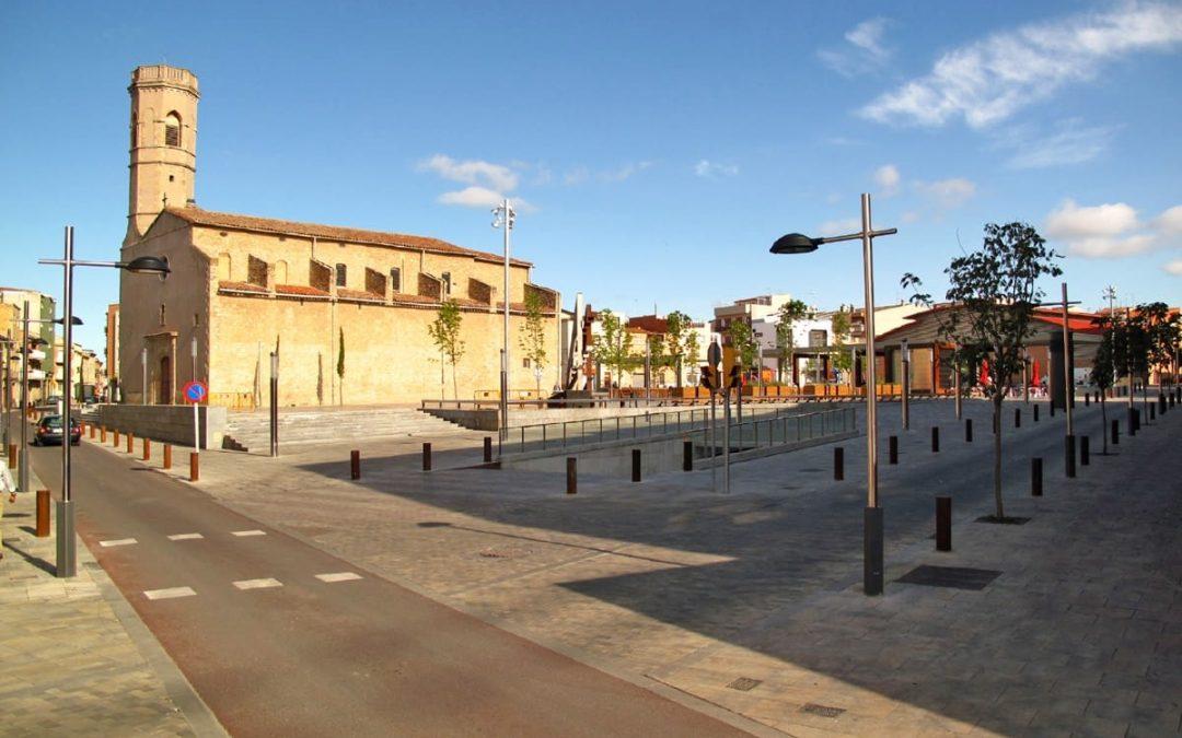 Vilanova del Cami's rehabilitation downtown