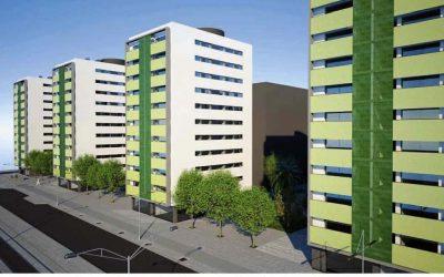 28 habitatges al barri de Sant Roc, Badalona