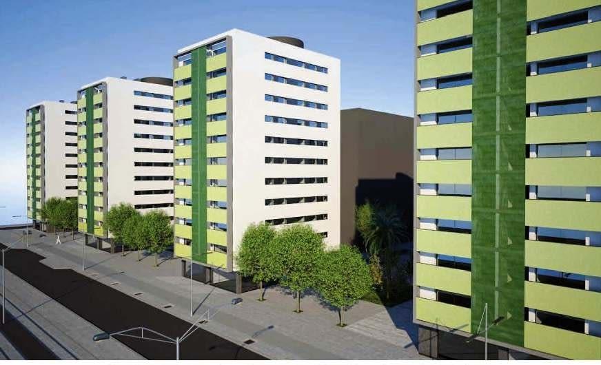 28 houses in the neighborhood Sant Roc in Badalona