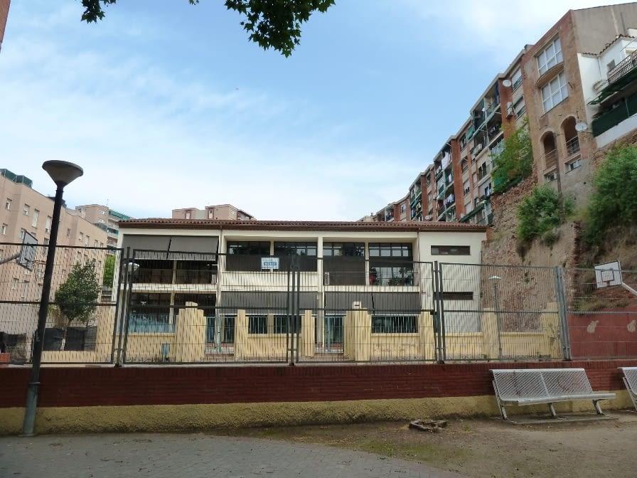 Inician las obras de adecuación de la Escuela Montserrat de Martorell