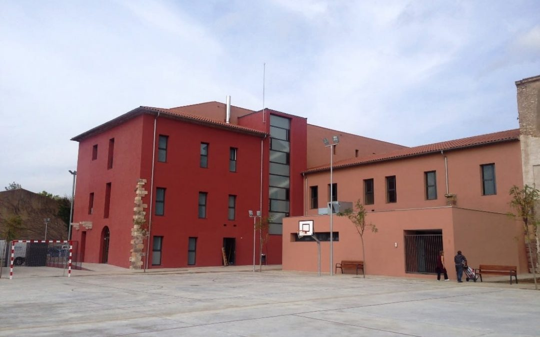 Retorno de la escuela Enxaneta de Valls