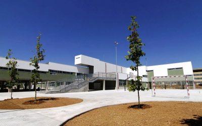 Nova escola de Sant Llàtzer de Tortosa