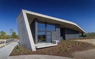 Inauguració del nou crematori d'Igualada