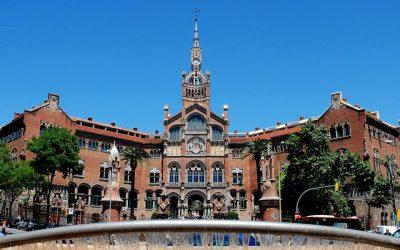 Finalitzen les obres de rehabilitació de l'Hospital de la Santa Creu i Sant Pau de Barcelona
