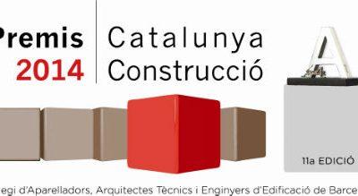 Menció especial als Premis Catalunya Construcció 2014