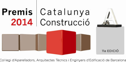 Special mention in the Awards Catalonia Construction 2014