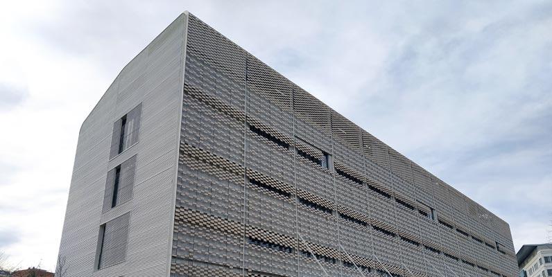 Edifici hospitalari Vall d'Hebron