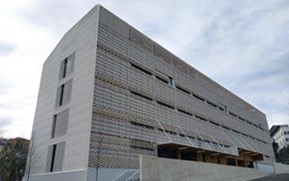 Calaf Constructora i Serom entreguen al Departament de Salut el nou edifici hospitalari polivalent del parc sanitari Pere Virgili-Vall d'Hebron