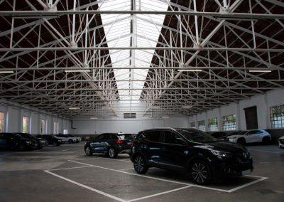 Parking Parc Taulí sector