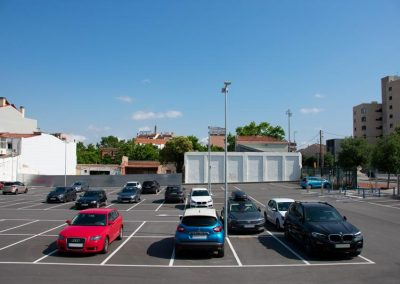 Parking Parc Taulí proyectos