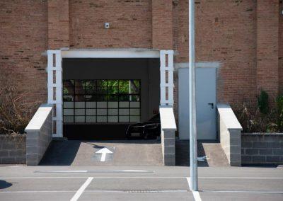 Parking Parc Taulí obra