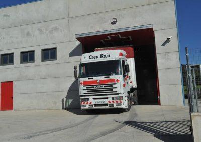 Centre logistique de la Croix-Rouge