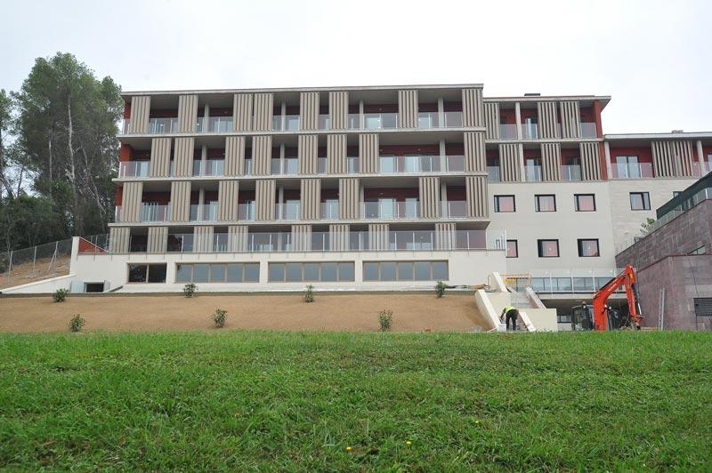 Edificio Sociosanitario Residencia Palau